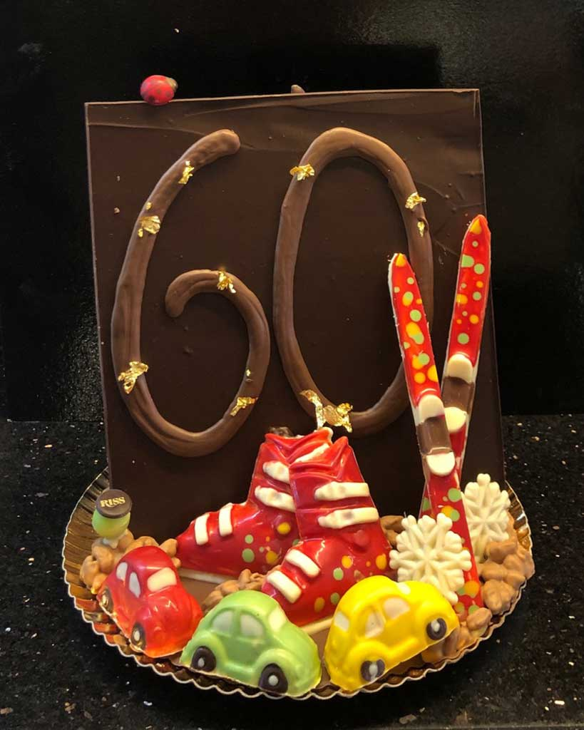 Chocolatier RISS